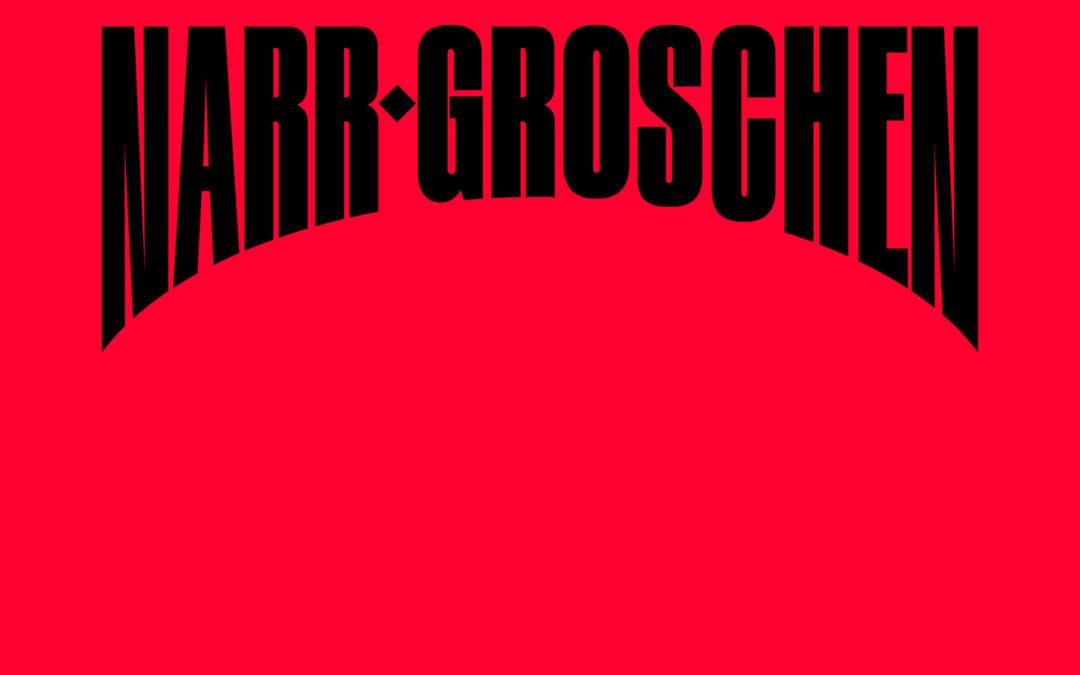 Narr-Groschen Vernissage an der Edicion Buchmesse, Biel